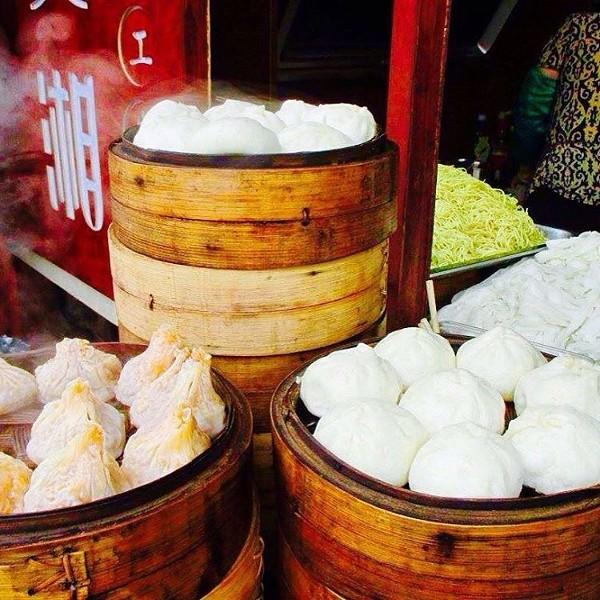 Bánh bao mộc thơm ngon bán buôn bán lẻ tại Hà Nội